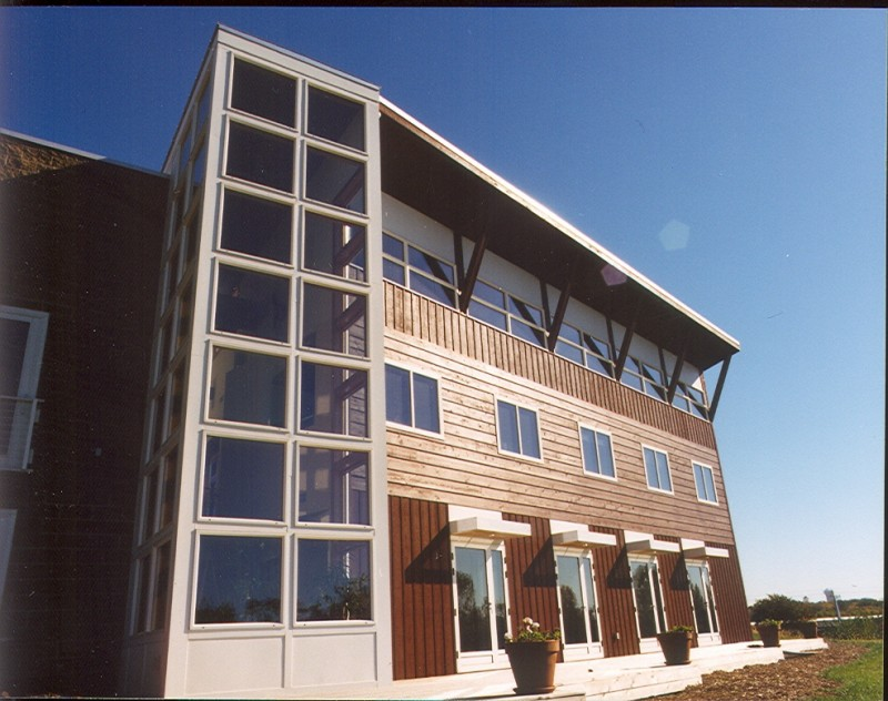 Applied Art Technology Building Addition Venter Spooner General Contractor Inc